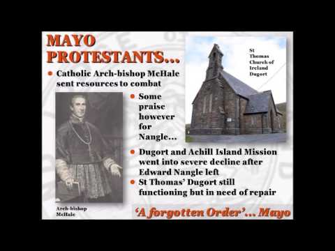 Mayo Orangeism- A Forgotten Order : Presentation 14th March