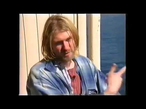kurt cobain speaks about the illuminati ¤banned by mainstream tv¤