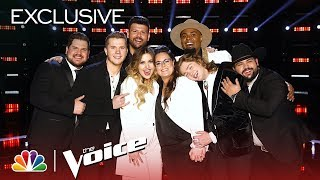 Here's Your Top 8 (Presented by Xfinity) - The Voice 2019 (Digital Exclusive)