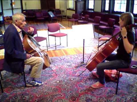 Alan Harris - Cello