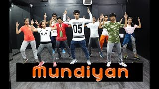 Mundiyan Song | Baaghi 2 | Tiger Shroff | Dance Choreography | Mohit Jain's Dance Institute MJDi