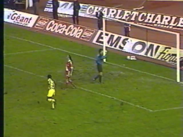 Monaco / Nantes - 1994/1995