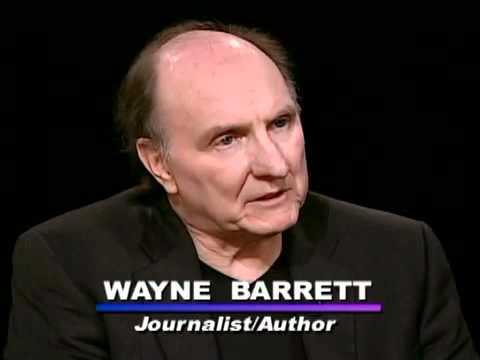 Eldridge Co Wayne Barrett Pt 1 Of 2 Youtube