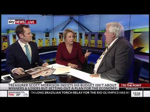 Clive Palmer - What's next from here ? Clive is not contesting Fairfax