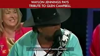 Bob Wills is Still The King (with Lyrics) - Waylon Pays