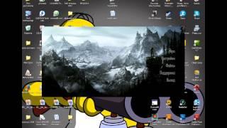 Как установить моды на Skyrim  Как открыть строку Файлы в Лаунчере!