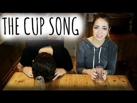 the cup song with mrtukie youtube. Black Bedroom Furniture Sets. Home Design Ideas