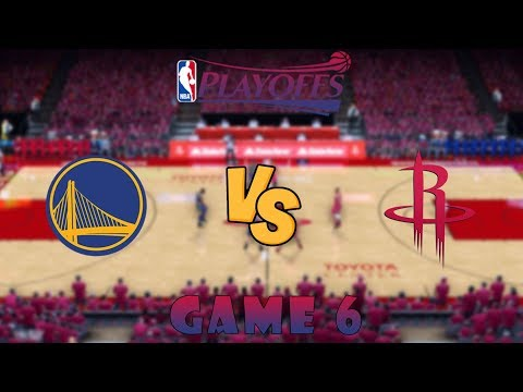 golden-state-warriors-vs.-houston-rockets---game-6---semifinals---nba-playoffs!---nba-2k19