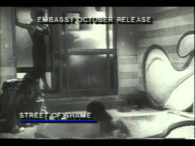 Street Of Shame 1956 Movie Trailer
