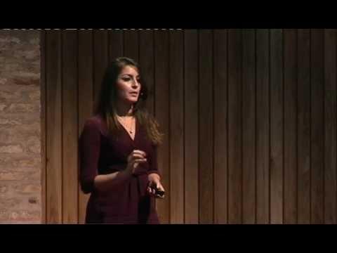 Stephanie Akkaoui Hughes at TEDxBelfastWomen