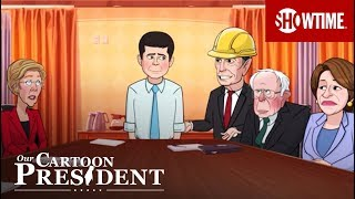 'Dems Confront Cartoon Pete Buttigieg After Iowa Caucus' Ep. 303 Cold Open | Our Cartoon President