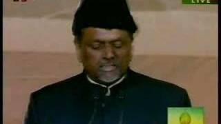Jalsa UK 2007 Speech by National Ameer Sahib UK 4