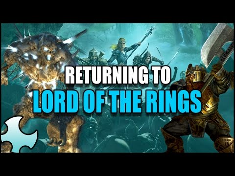"Returning To Lord of the Rings Online ""Starting Fresh in 2017"""