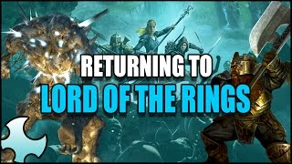 Returning To Lord of the Rings Online 'Starting Fresh in 2017'