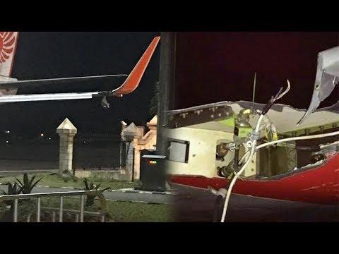 Lion Air Tabrak Tiang di Bandara Bengkulu hingga Batal Terbang, Pihak Maskapai Ungkap Penyebabnya Mp3