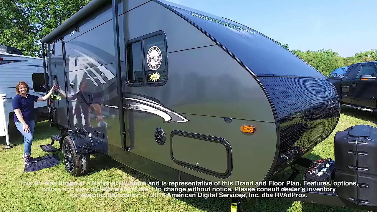 New 2019 Travel Lite Falcon F 22rk Travel Trailer At Interactrv Midland Mi