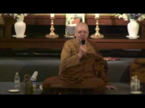 I Don't Own My Past | by Ajahn Brahm | 03 May 2013