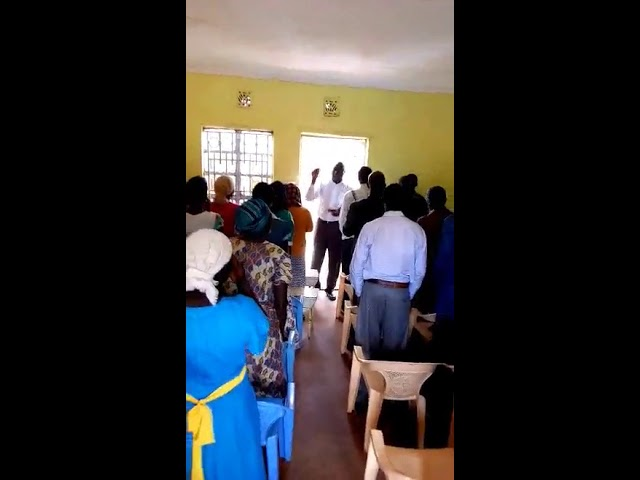 believe and obey Jesus and He will make you a new creature - GMFC-WFF Kenya