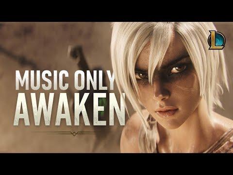 Awaken (Official Audio / No SFX) (ft. Valerie Broussard & Ray Chen)   League of Legends Music Video Mp3