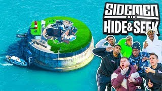 SIDEMEN HIDE & SEEK ON A PRIVATE ISLAND