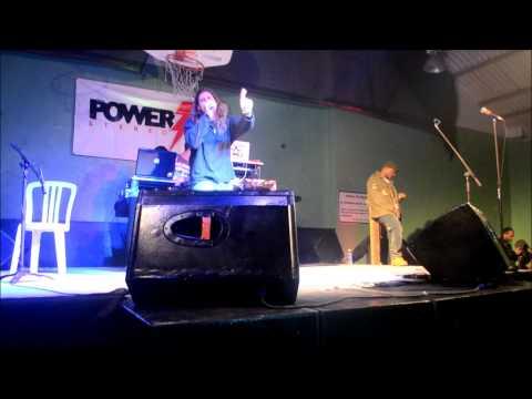 Flookie Performs At Reggae Concert Feb 2 2013