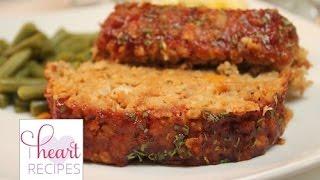 Turkey Meatloaf Recipe - How To Make Meatloaf