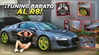 TUNING DE AUTOZONE A MI AUTO EXÓTICO | ManuelRivera11