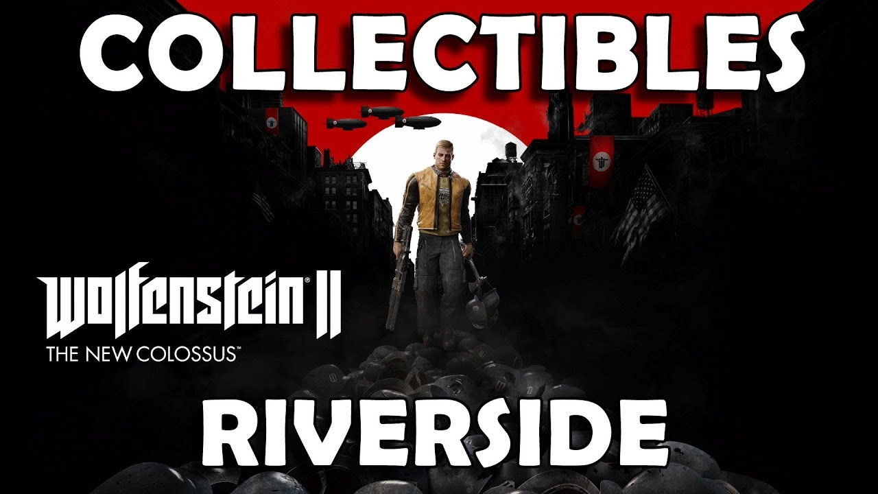 Wolfenstein 2 Subway Map.Wolfenstein 2 The New Colossus All Collectible Locations Gold