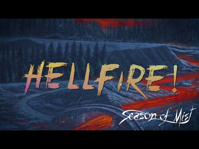 Carnation - Hellfire (official lyric video)