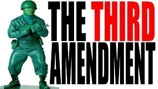 The Third Amendment Explained: The Constitution for Dummies Series