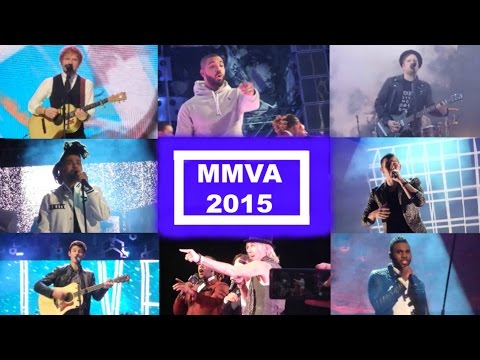 🎤MuchMusic Video Awards 2015 Ed Sheeran,The Weeknd,Shawn Mendes,Drake,Jason Derulo,And More Vlog🎤