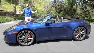 The 2020 Porsche 911 992 Is Even Better With a Manual Transmission