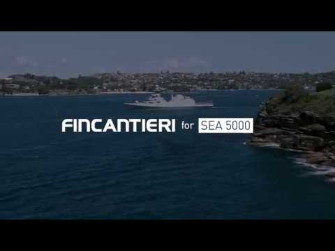 Fincantieri Australia: Ready to build with Australian shipbuilding workforce