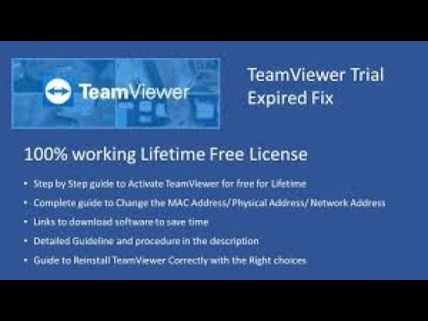 Change ID Teamviewer by Programming world