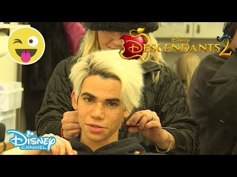 Descendants 2 | Get Real with Cameron Boyce | Official Disney Channel UK