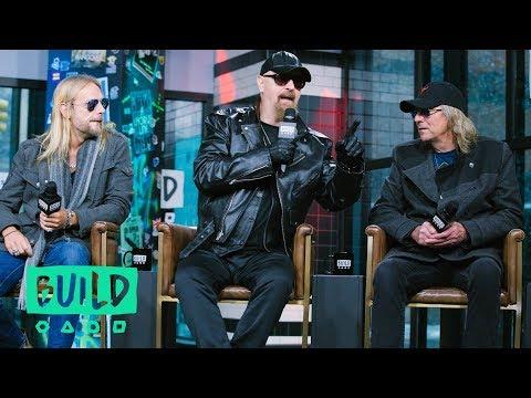 "Glenn Tipton, Richie Faulkner & Rob Halford Of Judas Priest On Their New Album, ""Firepower"""