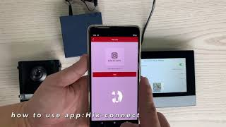 Kit Hikvision DS-KIS602 vidéo