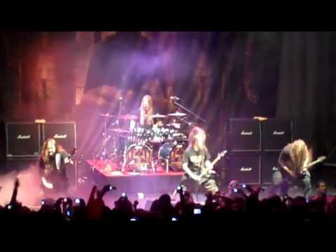Hypocrisy - Valley of the Damned - Circo Volador, Mexico City. October 2010