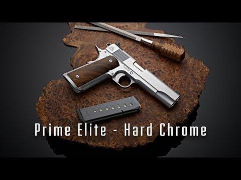Prime Elite Hard Chrome by Alchemy Custom Weaponry