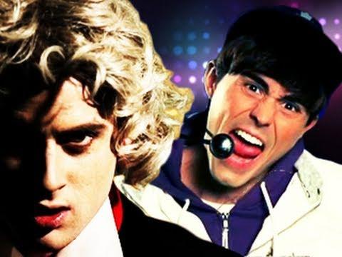 Justin Bieber vs Beethoven -Epic Rap Battles of History #6