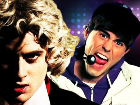 Justin Bieber vs Beethoven. Epic Rap Battles of History