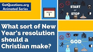 ... why are spiritual qualities so rarely a part of new year's resolutions?