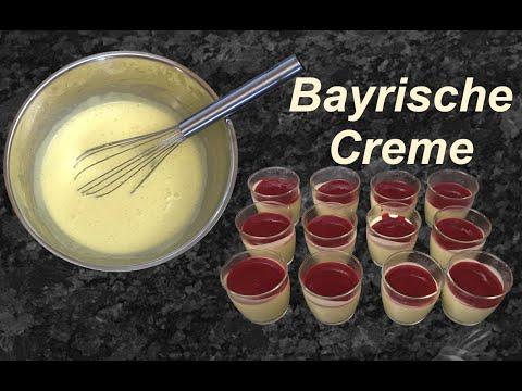 Bayrische Creme