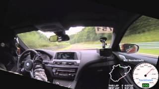 BMW M6 7.44min BTG Nüburgring Nordschleife