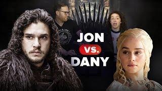 Game of Thrones: We debate Dany vs. Jon