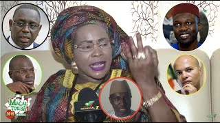 Affaire des 94 milliards - Mame Diarra Fam avertit Macky: