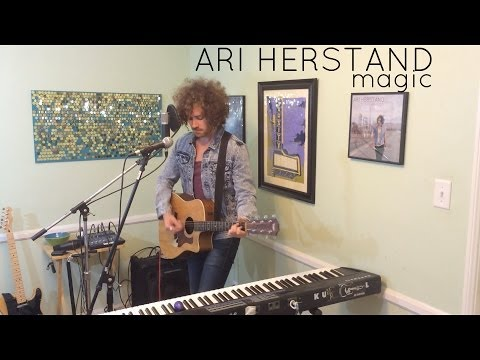 Coldplay - Magic (looping cover by Ari Herstand)