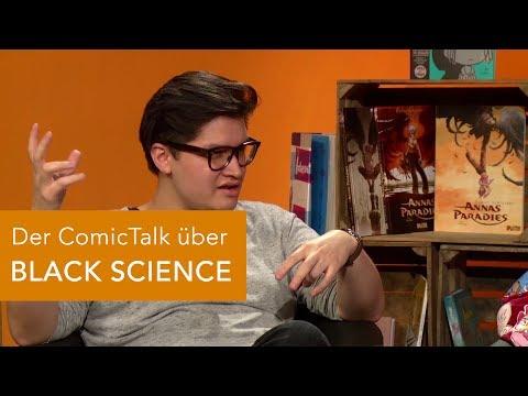 Der ComicTalk über BLACK SCIENCE