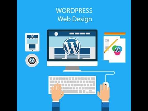 wordpress website design tutorial || BY RH