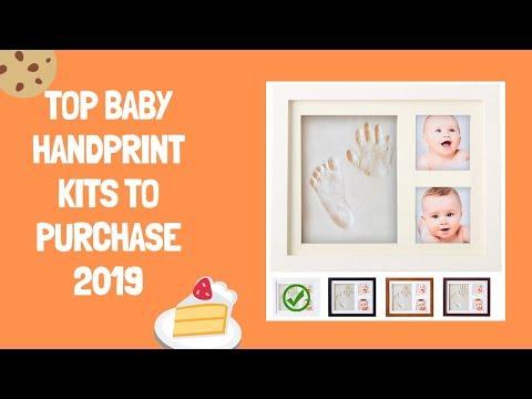 Top Baby Handprint Kits To Purchase 2019 - Baby Handprint Kits Reviews